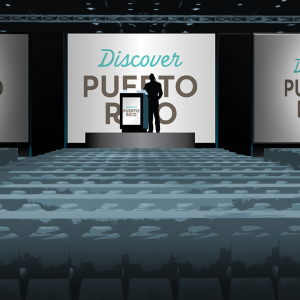 Discover Puerto Rico Render Frontal